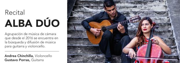 Recital. Alba Dúo. Guitarra y violoncello
