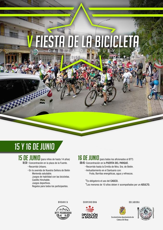 V Fiesta de la Bicicleta