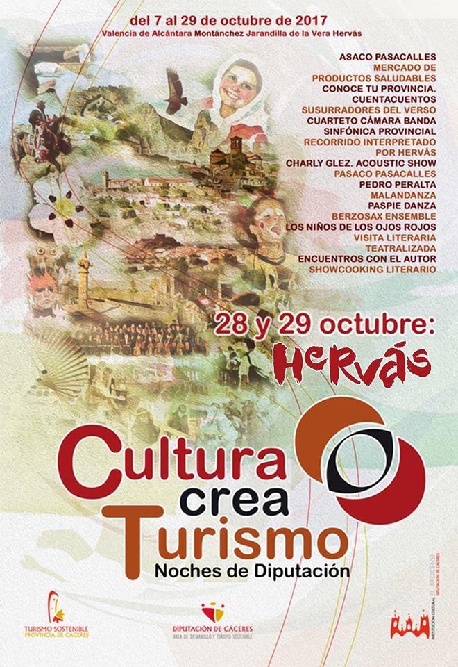 CULTURA CREA TURISMO // Domingo en Hervás