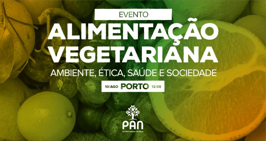 Alimentação vegetariana   Ambiente, Ética, Saúde e Sociedade
