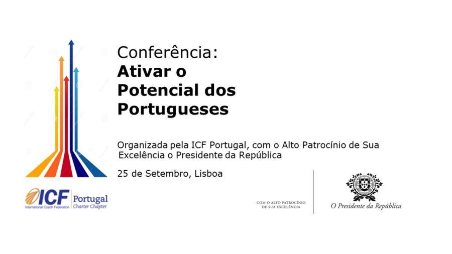 Conferência 'Ativar o Potencial dos Portugueses'