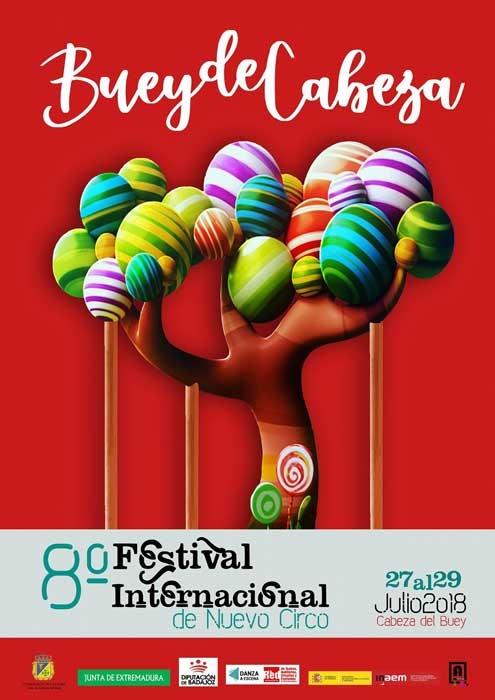 BUEY DE CABEZA // Festival Internacional de Nuevo Circo