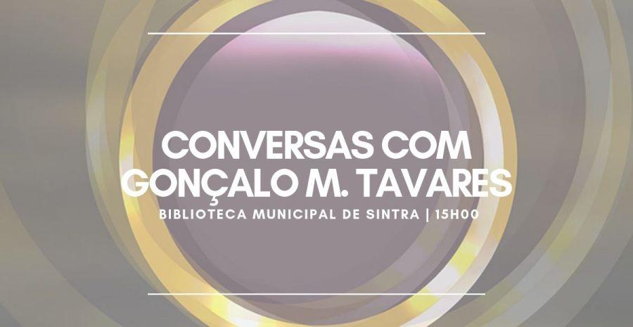 Conversas com Gonçalo M. Tavares