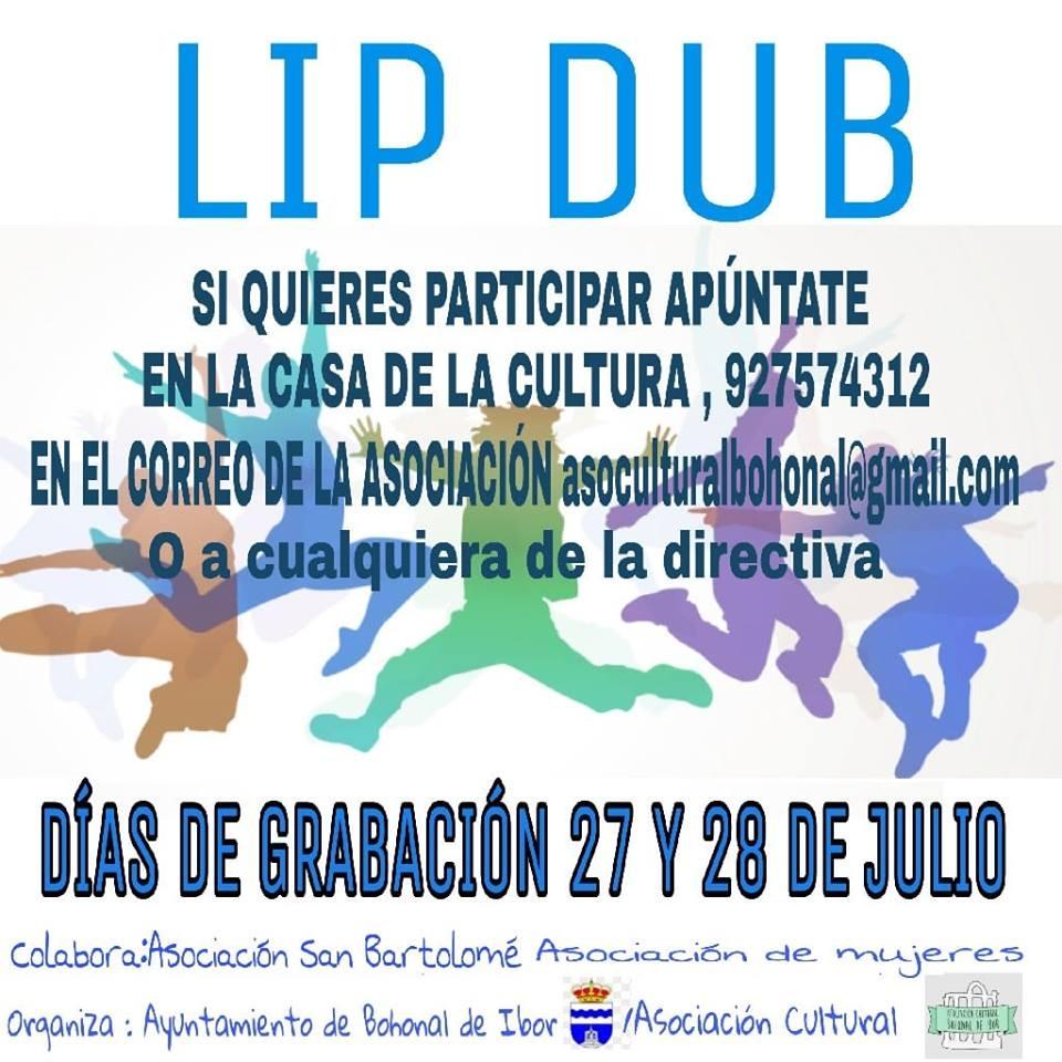 LIPDUB en Bohonal De Ibor