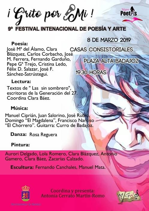 9º FESTIVAL INTERNACIONAL DE POESÍA Y ARTE