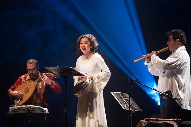 28 Festival De Música BAC Credomatic. Concentus Antiqua Musica, México