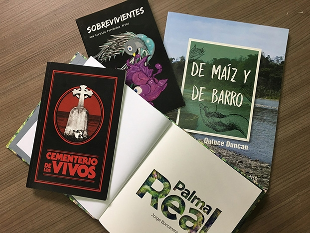 VII Convocatoria de Becas para el Fomento de las Artes Literarias 2018