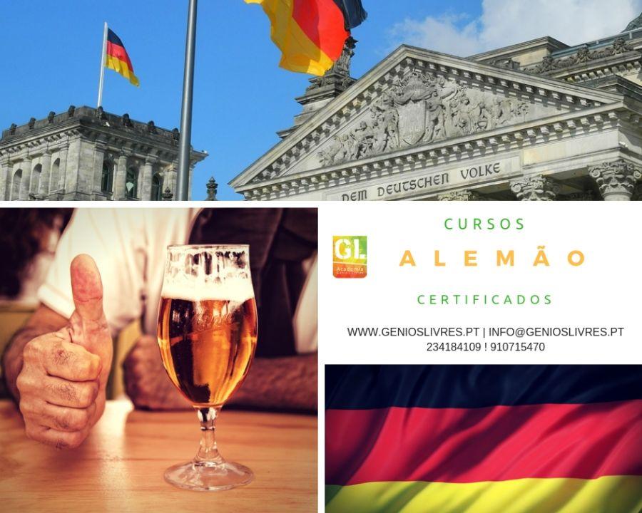 Curso de Nível de Alemão (A1) Iniciação