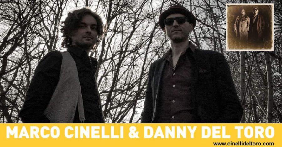 Sexta de Blues: Marco Cinelli & Danny del Toro