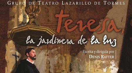 TERESA, LA JARDINERA DE LA LUZ en Puebla de la Calzada