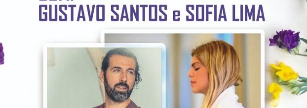 Retiro com Gustavo Sanos e Sofia Lima