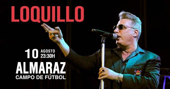 LOQUILLO en concierto || Almaraz