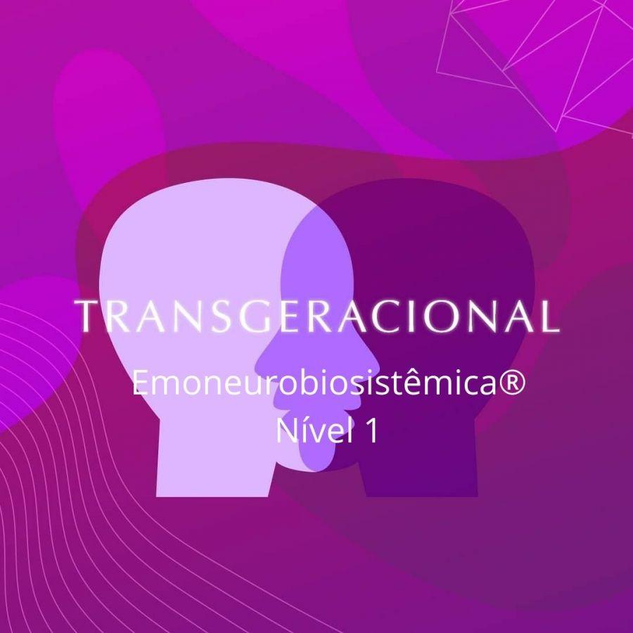 Curso Transgeracional ENBS -1º ano-  3ºEdição