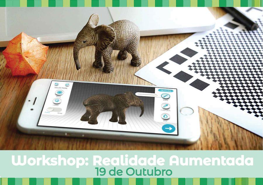 Workshop: Realidade Aumentada