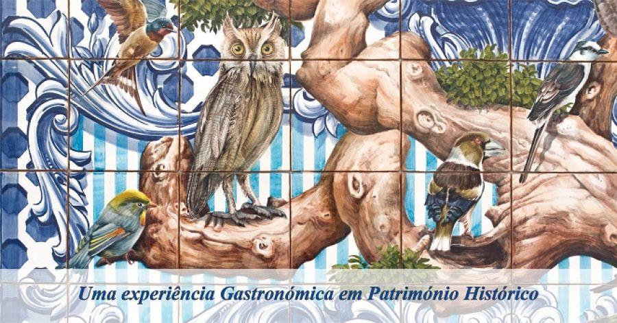 Visitas Guiadas Gratuitas Palacete Parada Leitão - Subenshi Porto Clérigos