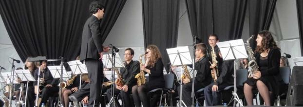 Concerto pela ORQUESTRA LIGEIRA DA BANDA DA QUINTA DO PICADO