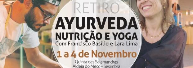 Retiro Ayurveda | Nutrição e Yoga