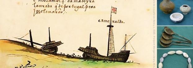 De Portugal para a Índia. Cultura material e quotidiano a bordo de uma nau Portuguesa dos inícios do século XVI descoberta em Omã