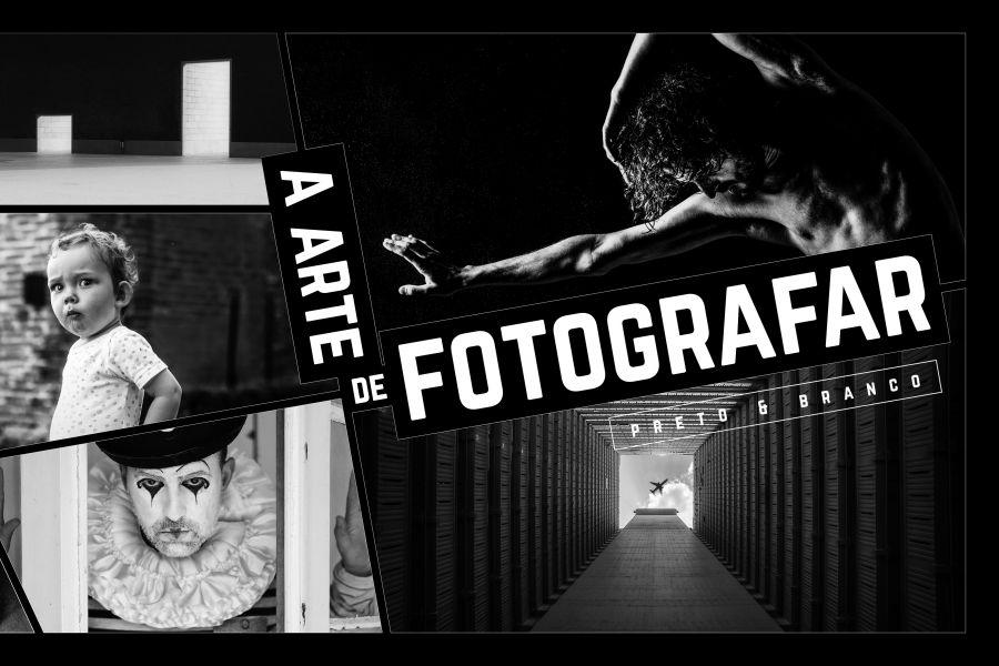"""Lançamento do livro """"A ARTE DE FOTOGRAFAR P & B 1"""""""