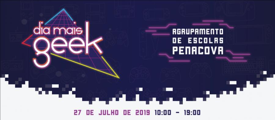 Dia Mais Geek 2019