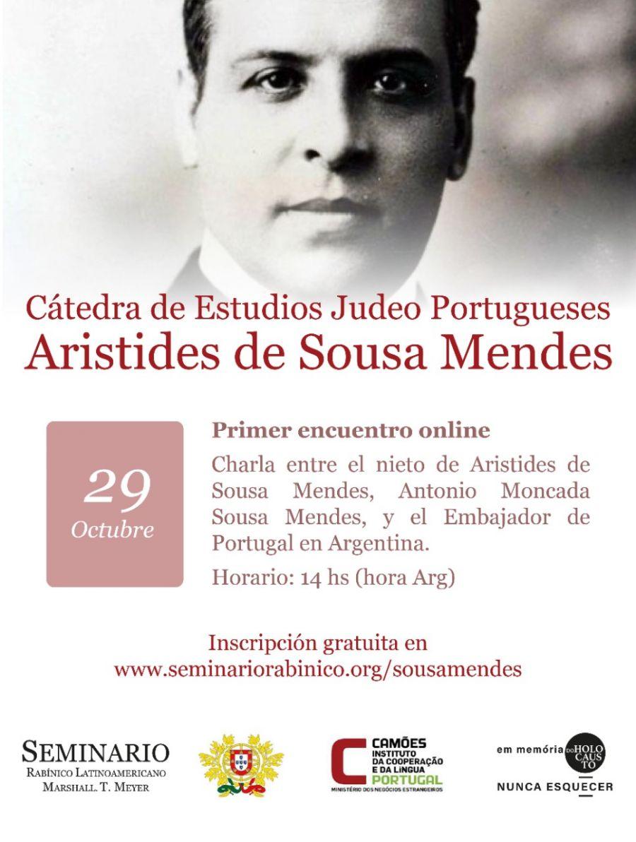 CATEDRA ARISTIDES DE SOUSA MENDES