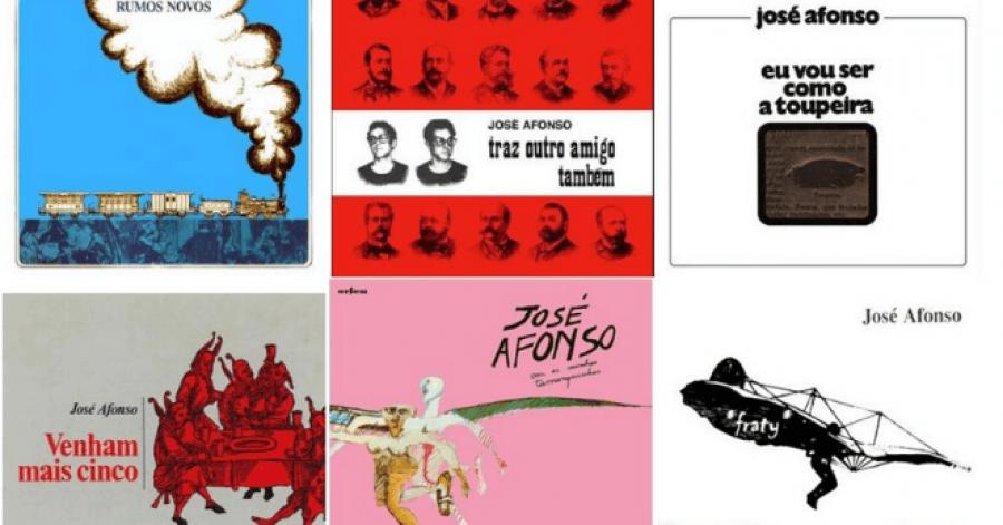 Tertúlia sobre a discografia de José Afonso