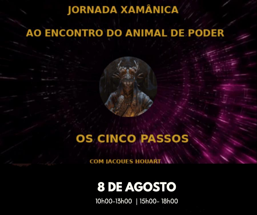 Jornada Xamânica - Ao encontro do animal de poder.
