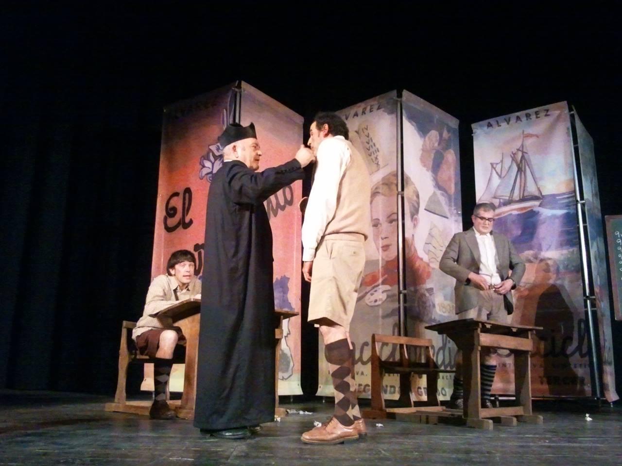 Teatro Ciclo D'Rule | 'La escuela de Don Ponciano'