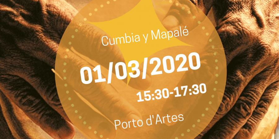 Ciclo Workshops Dança Afro-Caribenha: Colombia, da Cumbia ao Mapalé