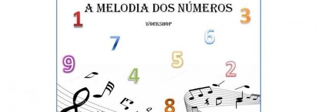 A Melodia dos Números - Numerologia - nível 1 - Aveiro