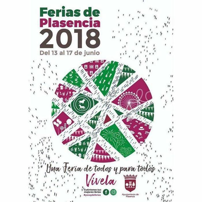 Ferias de Plasencia 2018