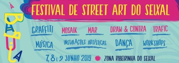 À BABUJA - Festival de Street Art do Seixal