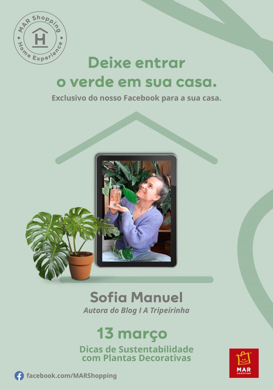 MAR Shopping Home Experience propõe experiências de alimentação saudável, sem desperdício, e hábitos mais sustentáveis