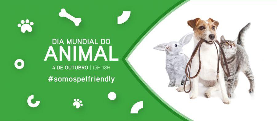 Dia do Animal no Mira Maia Shopping
