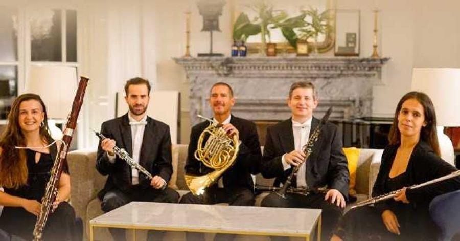 Quinteto de Sopro Solistas OCM