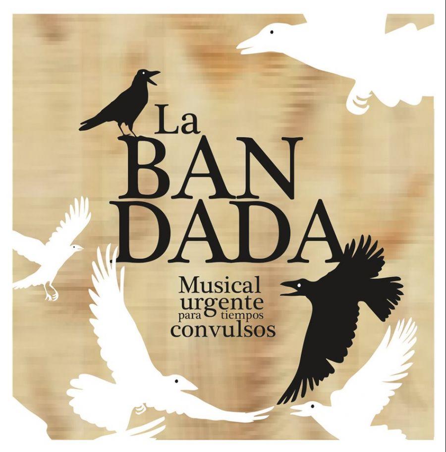 La Bandada. Roxana Ávila & Carlos Castro. Musical para tiempos oscuros