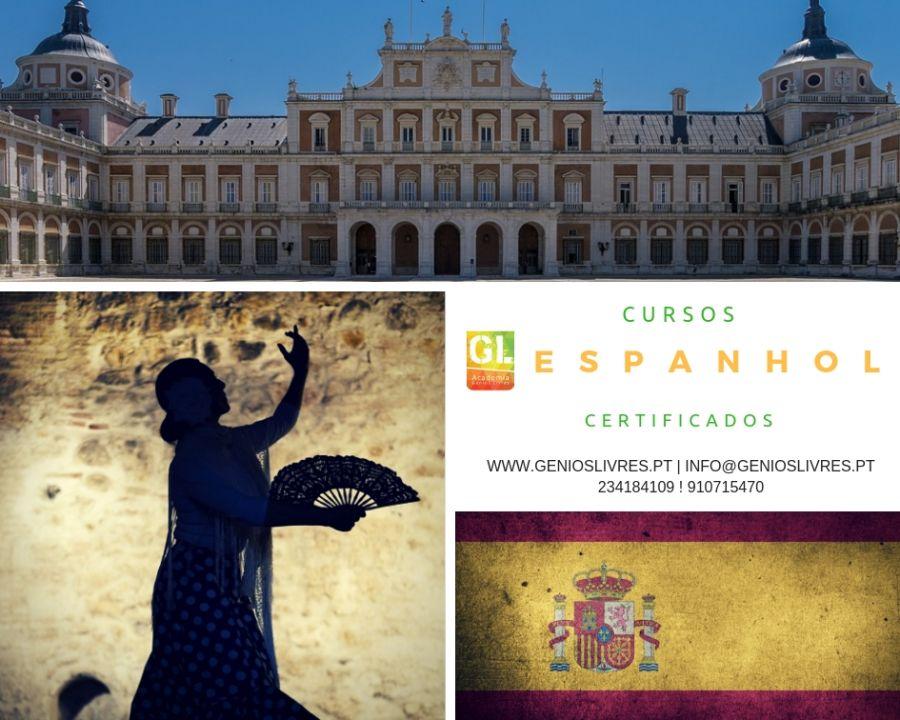 Curso de Nível de Espanhol A1 (Iniciação)