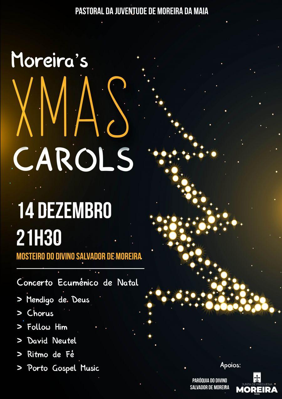 Moreira's Xmas Carols