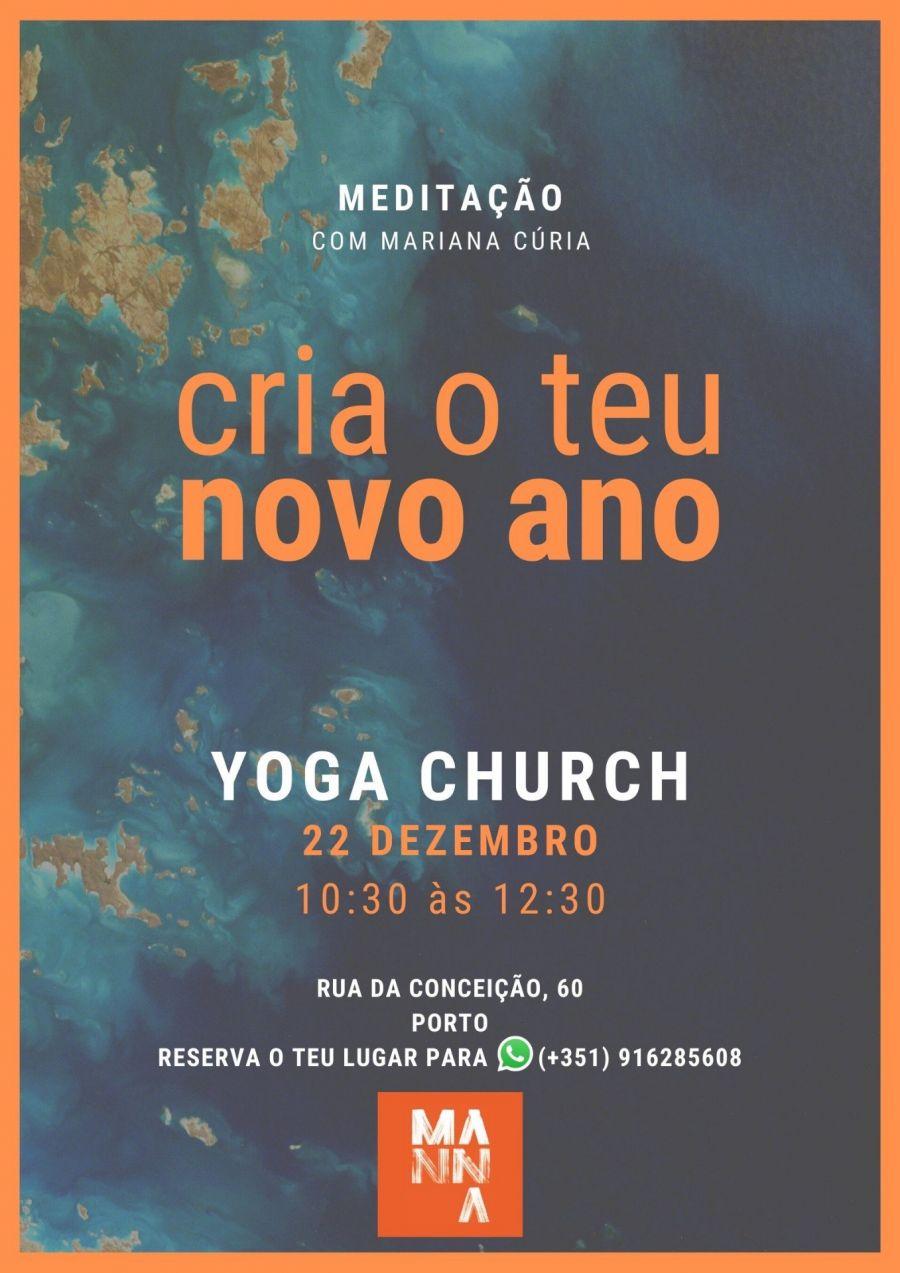 Yoga Church - MANNA Porto