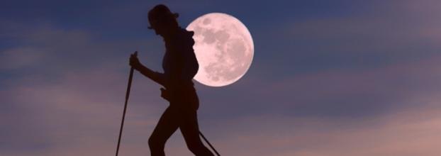 Caminhada de Lua Cheia/ Noite Mistica/ Serra Misteriosa