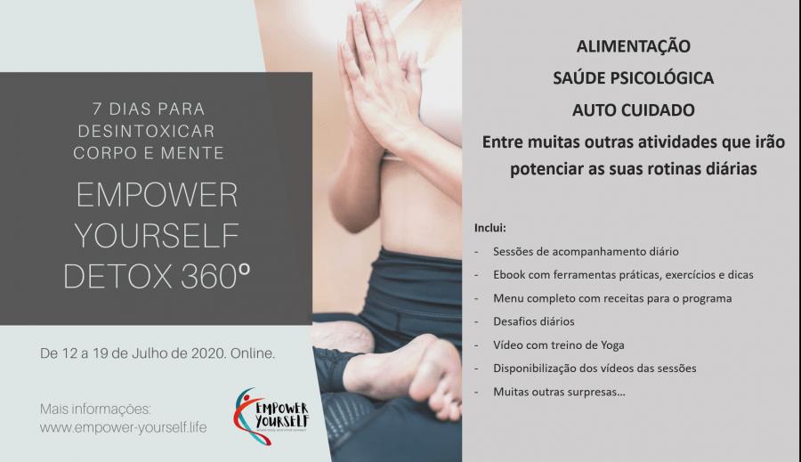 Empower Yourself - Detox 360º
