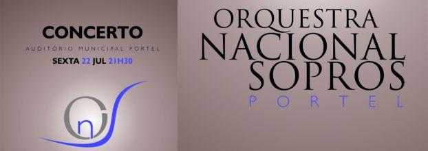 Concerto ONS - Orquestra Nacional de Sopros