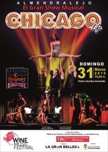 CHICAGO EL GRAN SHOW MUSICAL