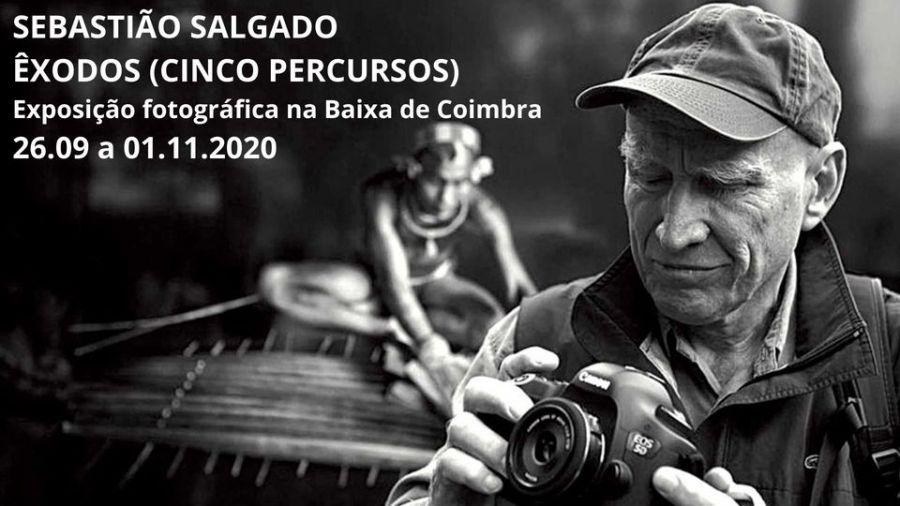 SEBASTIÃO SALGADO - EXPOSIÇÃO 'ÊXODOS'