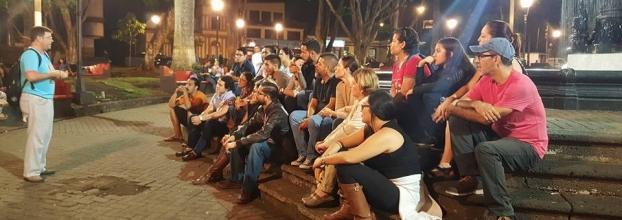 Tour por Alajuela Ciudad Palabra