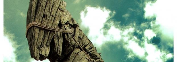 O Cavalo de Troia. Contado pelos Romanos