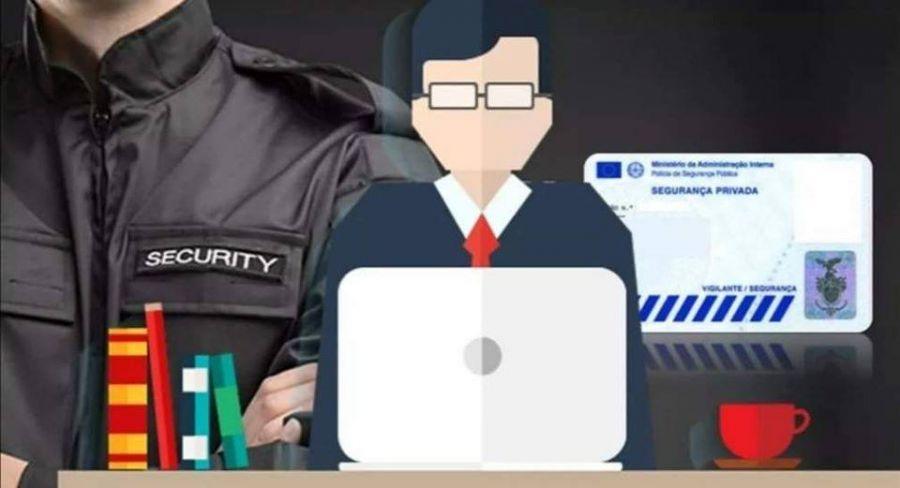 Renovação do Cartão de Vigilante - Segurança Privada