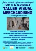 TALLER VISUAL MERCHANDISING EN FREGENAL DE LA SIERRA
