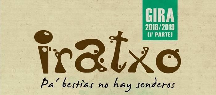 Concierto de IRATXO || Badajoz