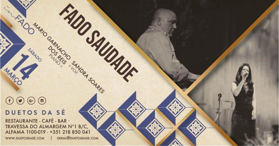 IN FADO - Fado Saudade - Sandra Soares & Mario Garnacho dos Reis